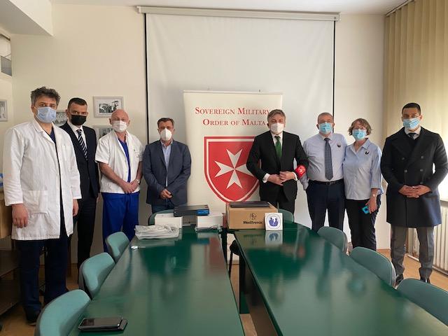dr Vladimir Baščarević, Jovica Milovanović, dr Miloš Joković, Veran Matić, Nenad Prokić, Leri i Čeril Blejk i Aleksandar Hangiman